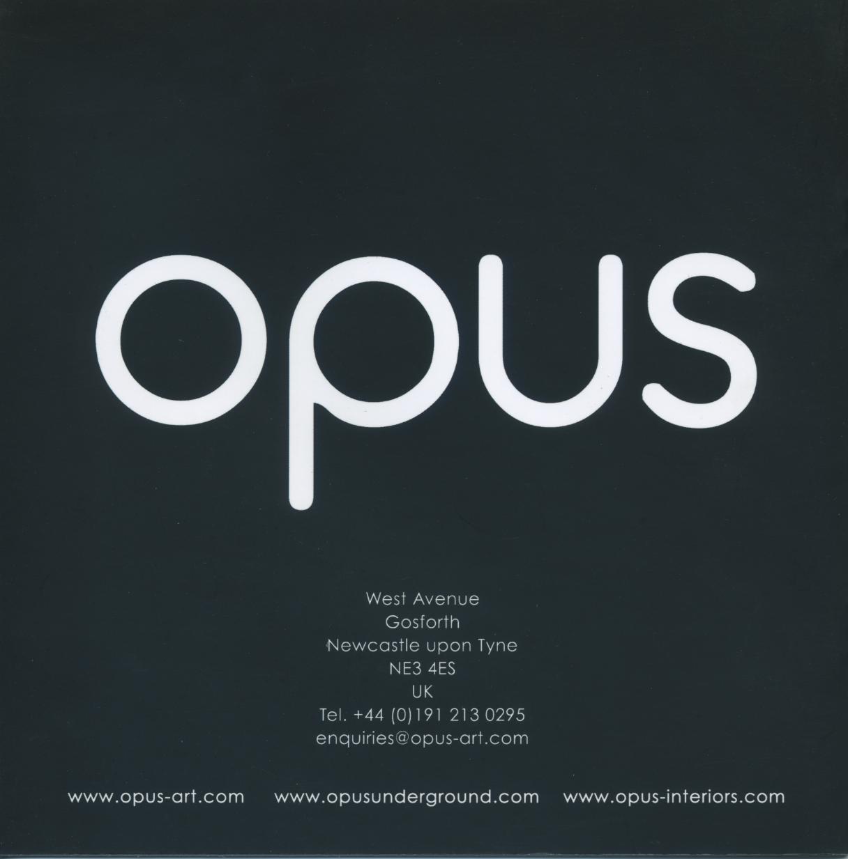 Opus Exhibition