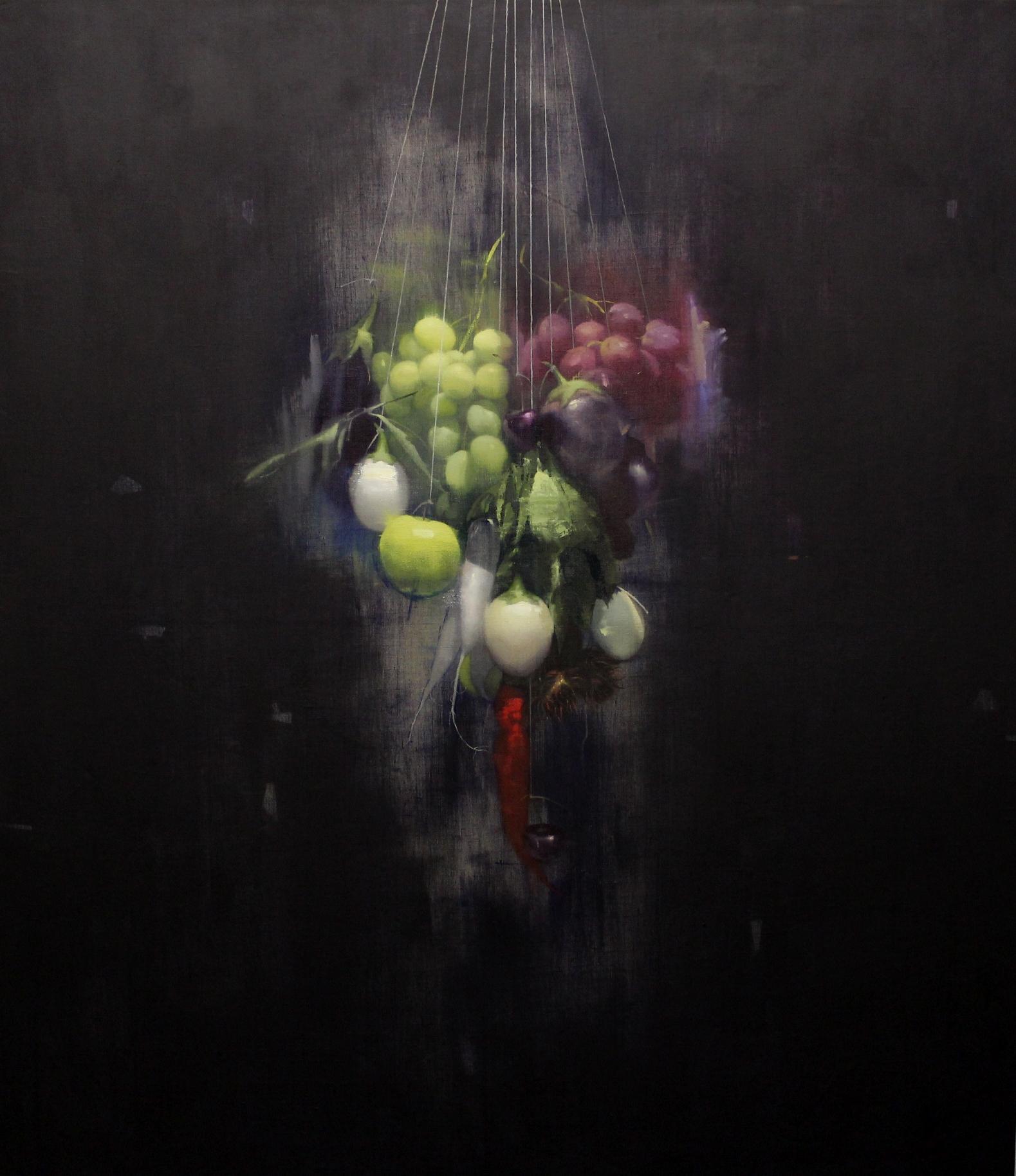 Festoon 8 - Still Life by Christopher Kettle